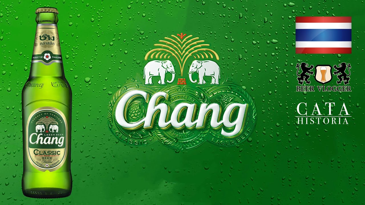 Cerveza CHANG Classic - CATA 6 Historia