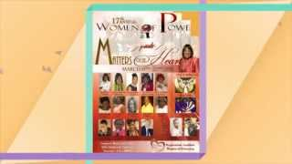 Women of Power 2015 Matters Of The Heart