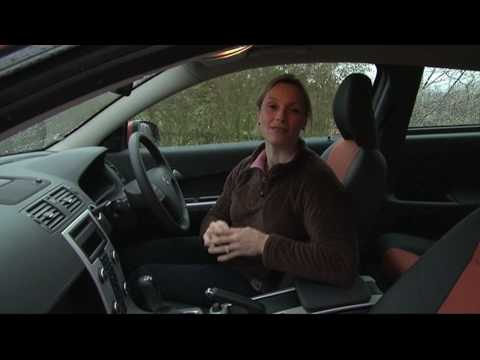 Fifth Gear Web TV - Volvo C30 Road Test