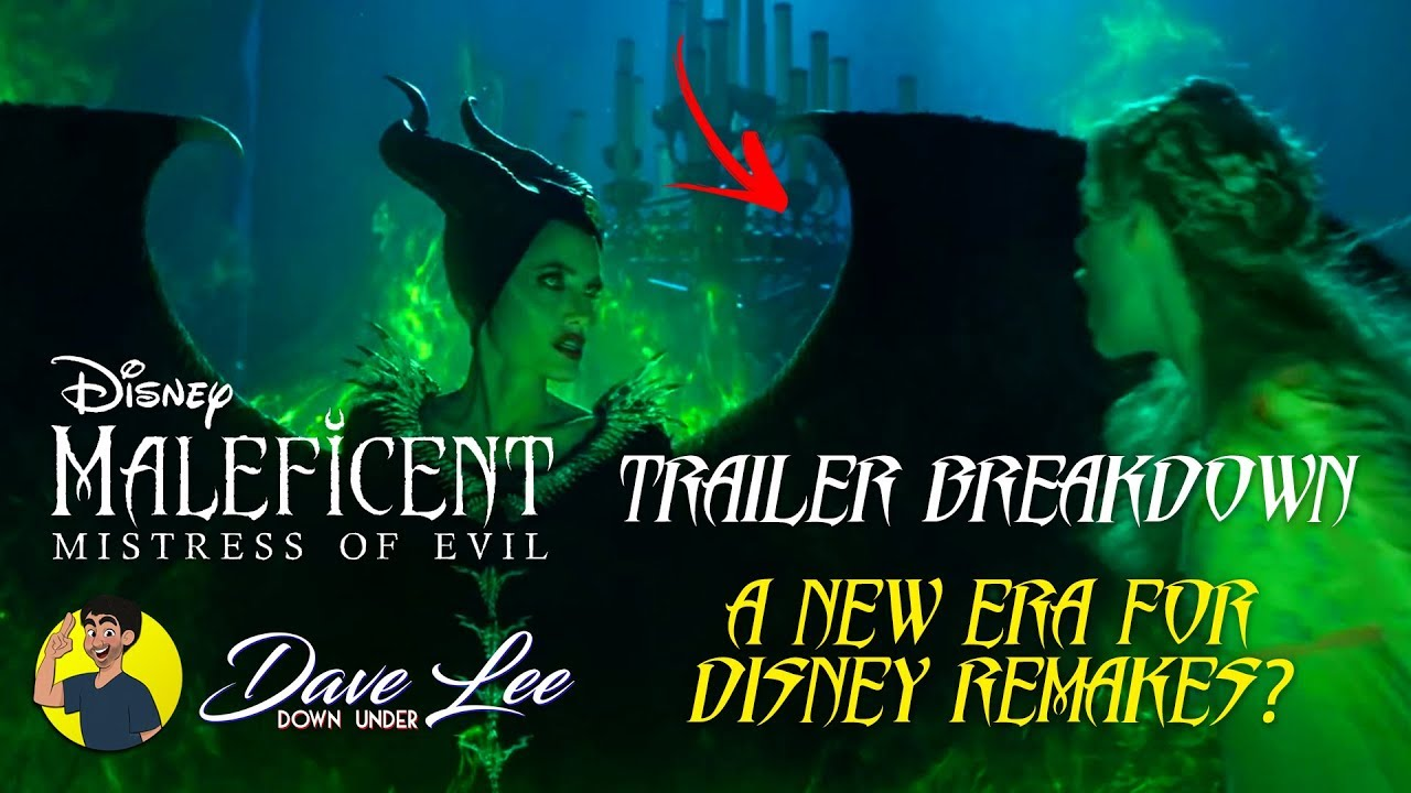 Maleficent Mistress Of Evil Teaser Trailer Breakdown A New Era For Disney Remakes