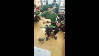 Dĩ vãng cuộc tình (Tuấn Hưng)-Guitar Tiến Quyết