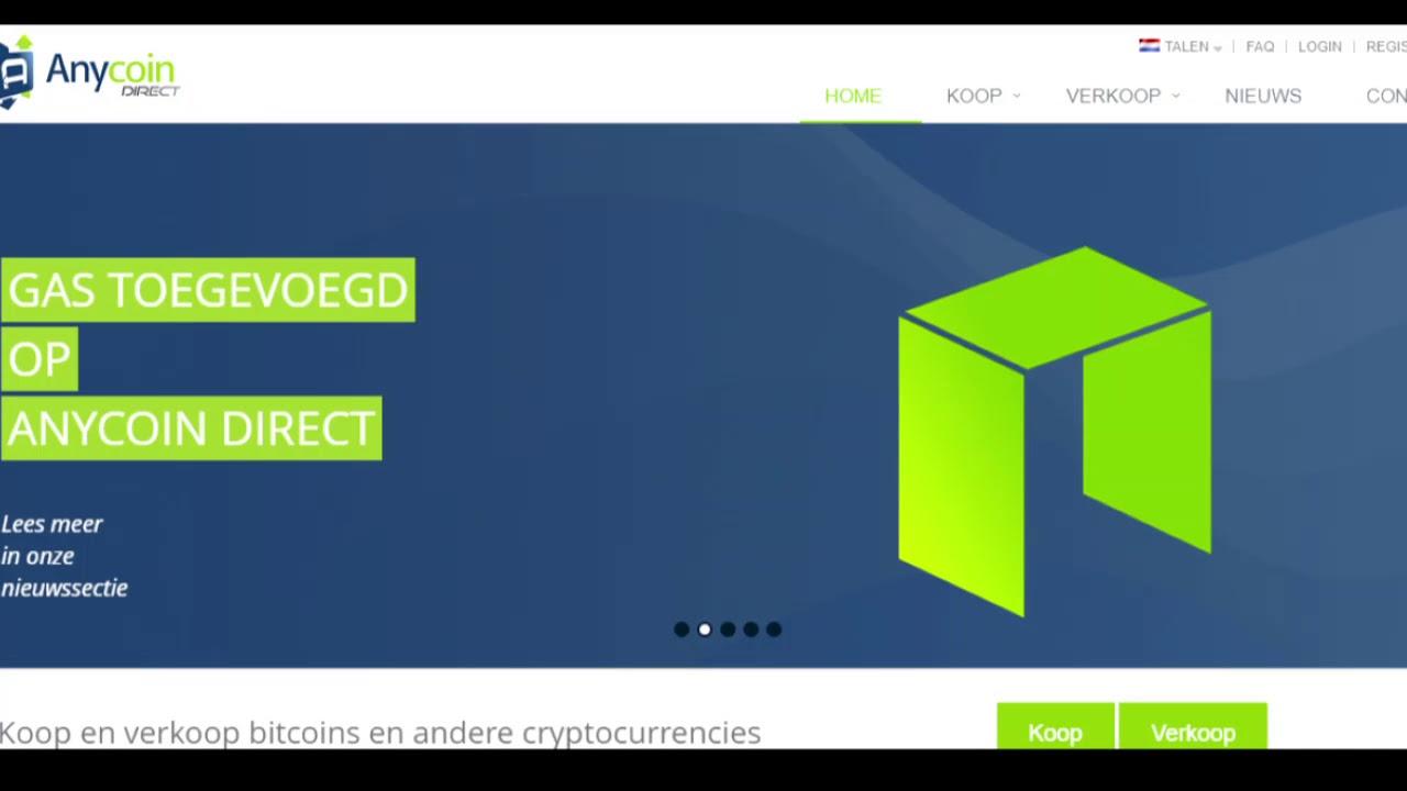 Btc direct bitcoin verkopen