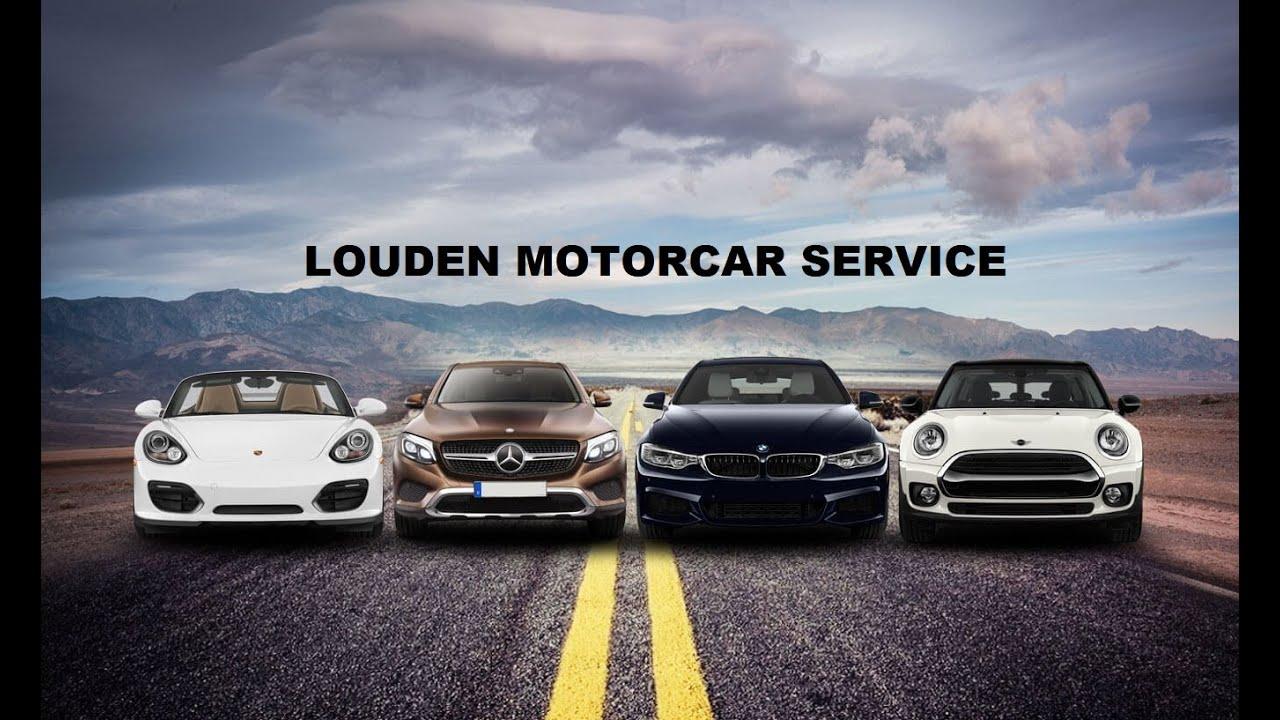 German Auto Repair, Service: Dallas, TX | Louden Motorcar
