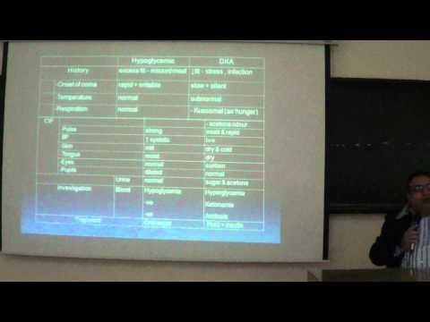 Complications of Diabetes prof. Nabil Lemon