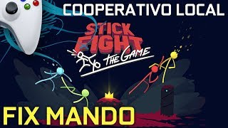 Descargar Stick Fight The Game v1.0.04 + Multijugador Local + Fix Mando