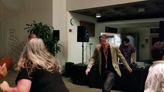 L.C. Library dance party