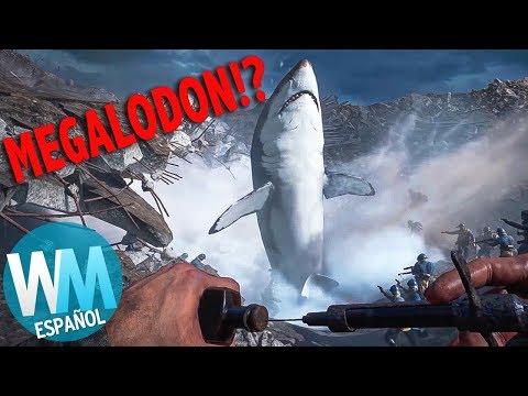 ¡Top 10 Cosas ESCONDIDAS en Videojuegos!