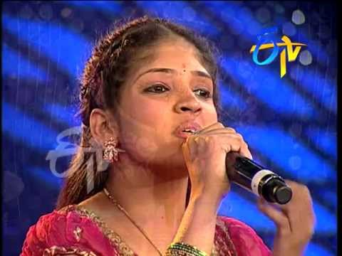 Paduta Teeyaga New Youth Series Semi Finals  - Harini (Old Songs)