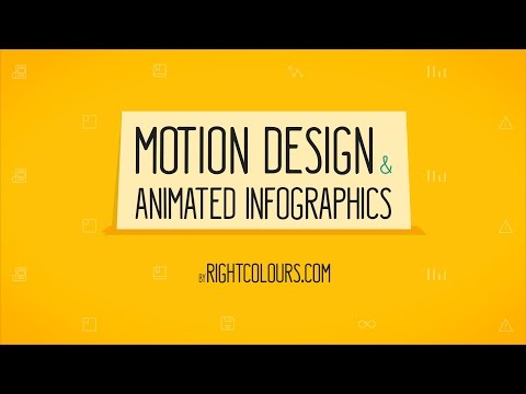 Animated Infographics & Motion Design