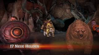 Might & Magic Heroes 7 Trial By Fire Trailer