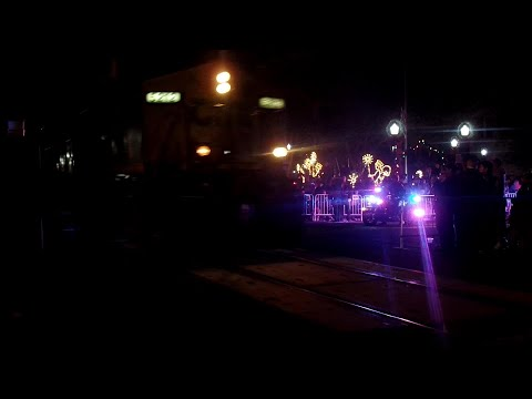 3  Trains Disrupts Plant City Parade