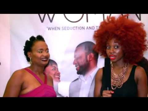 Cameroonian film WOMAN Houston Premiere
