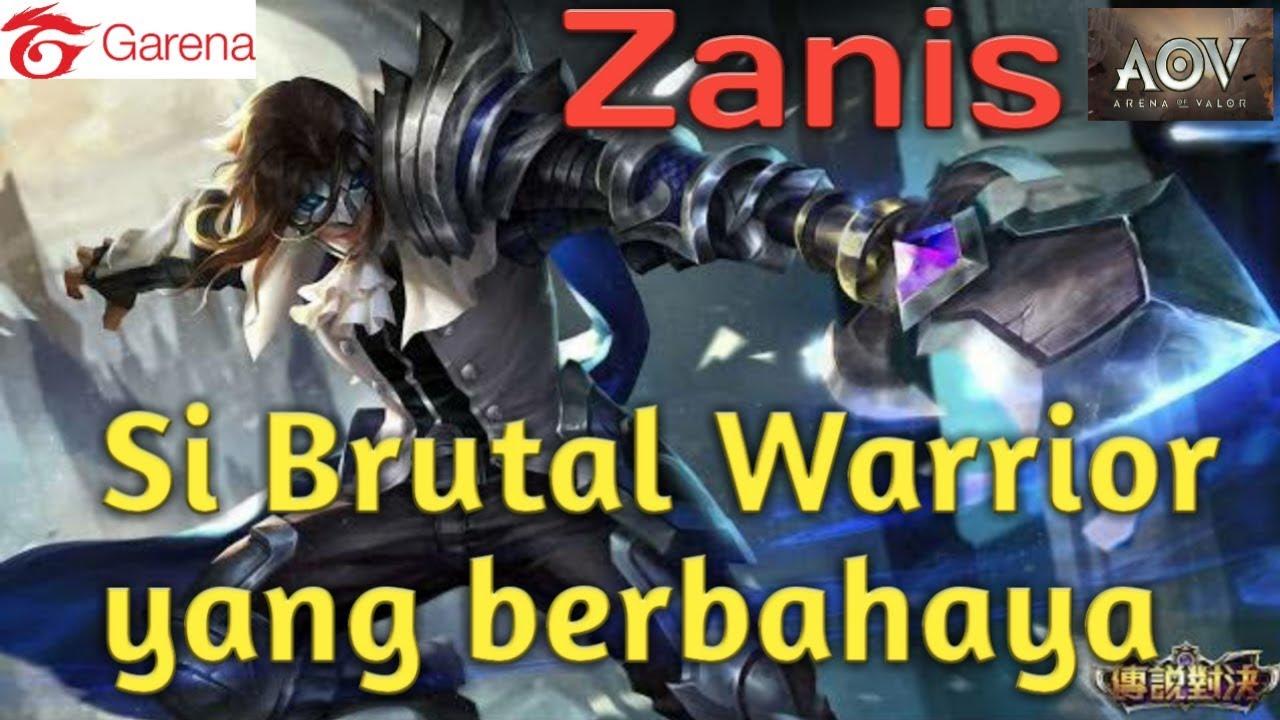 Arena Of Valor Aov Mobile Moba Hero Zanis Brutal
