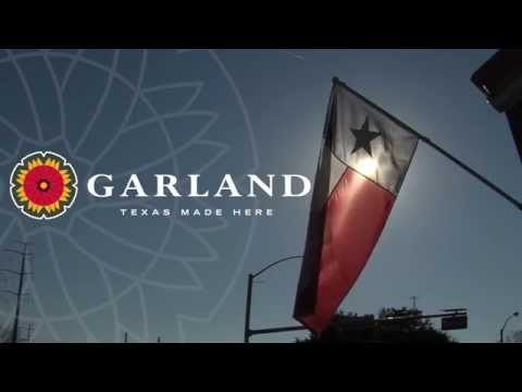 Garland - Texas Made Here