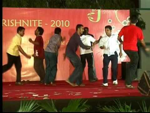 Krishnite 2010 -Velmuruga Arogara-Malayalam song.avi