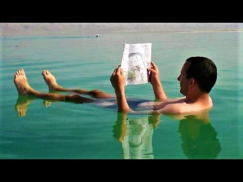 11 Strangest Bodies of Water