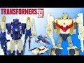 watch he video of Transformers Breakaway Triggerhappy Titans Return Deluxe Class Autobot Jouet Toy Review Hasbro