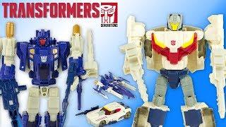 Transformers Breakaway Triggerhappy Titans Return Deluxe Class Autobot Jouet Toy Review Hasbro