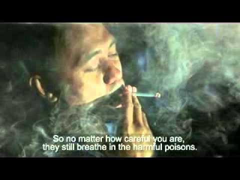 Secondhand Smoke (Car) – Tonga