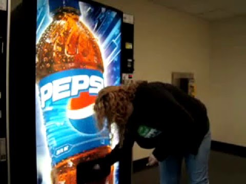 Vending/Coke Machine Hack - The $5 Money Hack