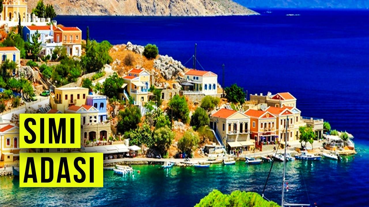 Yunanistan'da Gezilecek Yerler: GEZİMANYA SİMİ ADASI ...