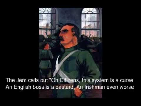 The Blarney Pilgrims   James Connolly Irish Citizen Army
