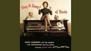 Fiesta In Blue · Lambert, Hendricks & Ross Sing A Song Of Basie ℗ R...