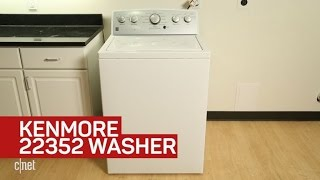 Kenmore 22352: A bare-bone washer that cleans better than youd think