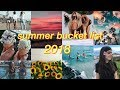 summer bucket list 2018 | 50 things to do this summer