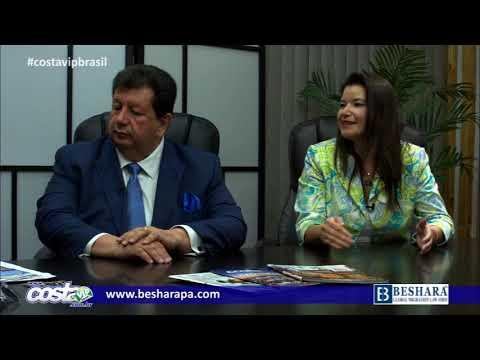 Programa Costa Vip Brasil Orlando-FL #01