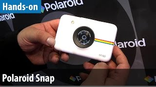 Sofortbild-Revival: Polaroid Snap im Hands-on | deutsch / german