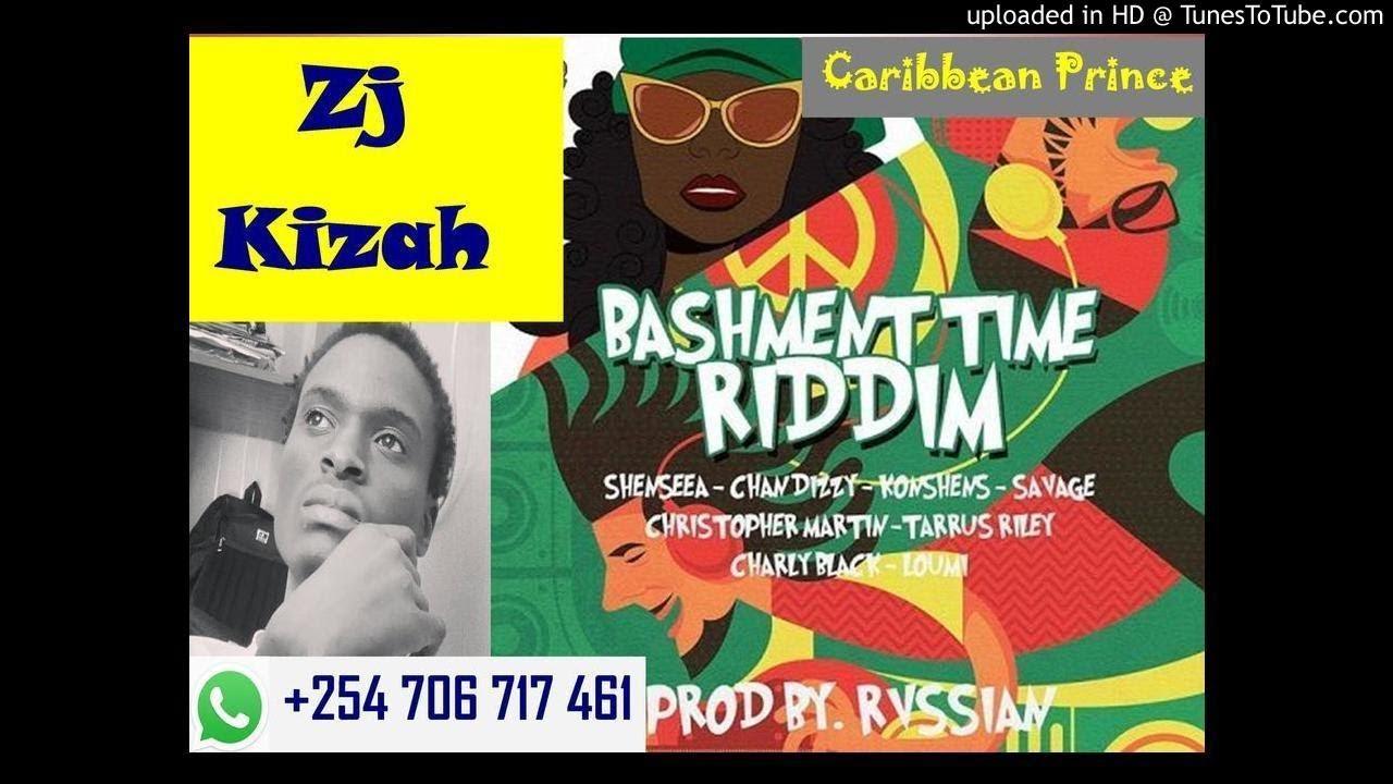 Download 2019 Bashment Time Riddim Mixtape (Exclusive) – ZJ