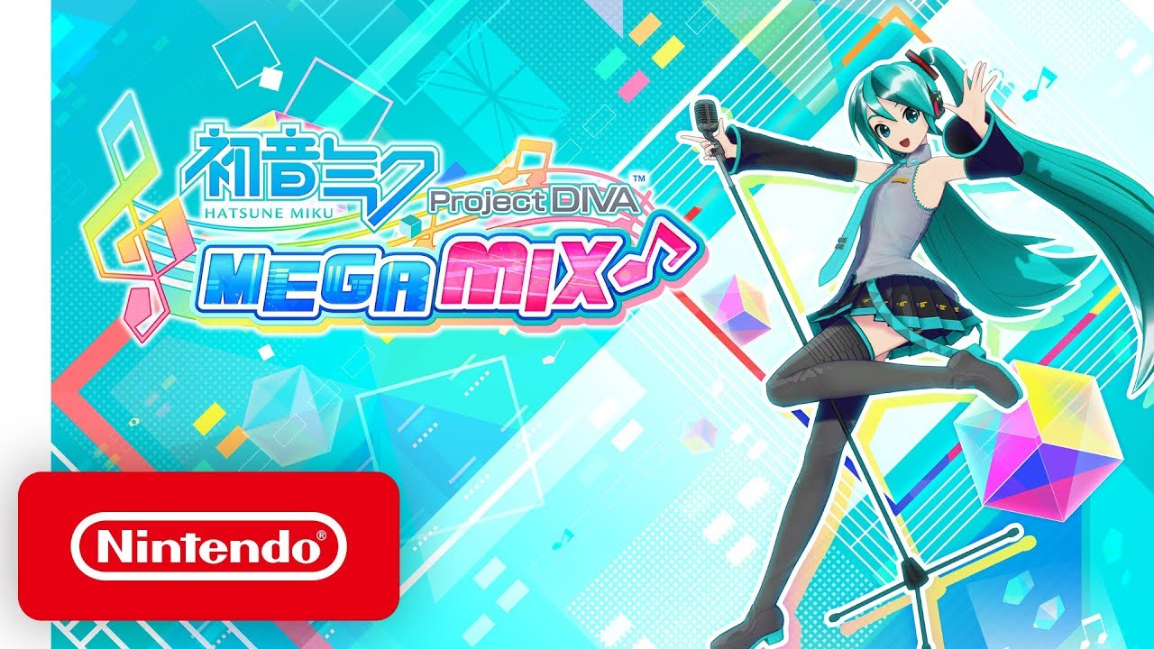 Announcement Trailer για το Hatsune Miku: Project DIVA Mega Mix