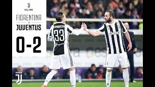 Fiorentina - JUVENTUS 0-2 | MAGIA BERNA, SENTENZA PIPA!!! E LA JUVE VOLA!!! [LIVE REACTION]