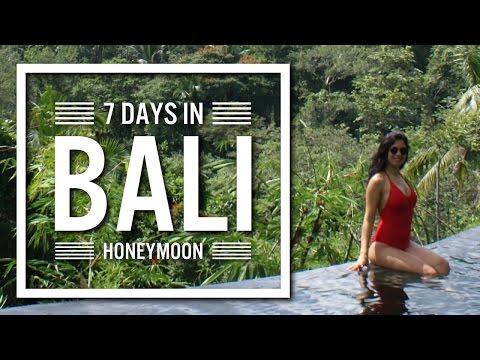 Amazing Bali Honeymoon | Bali Adası Balayı Önerileri! Bali'de Balayı!