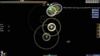 osu!play *** RADWIMPS // MONSTRATA – Zen Zen Zense (movie ver.) [Naruto
