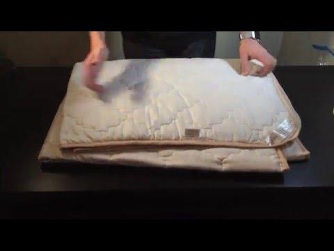 Одеяло из верблюжьей шерсти Sovinson
