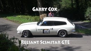 Reliant Scimitar GTE At Wiscombe Park Speed Hillclimb May 2014