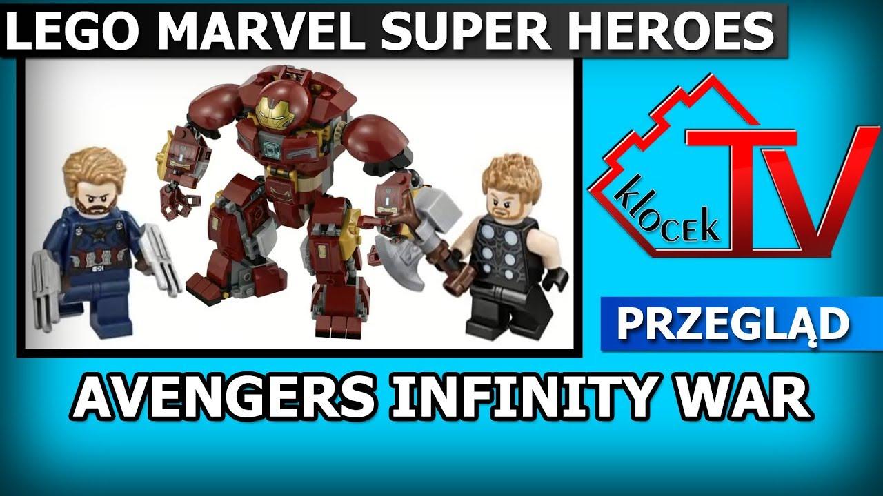 Lego Avengers Wojna Bez Granic Przegląd Zestawów Youtube