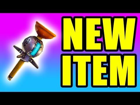NEW Clinger Grenade! ⚠️ Fortnite Battle Royale Clinger Grenade PC Gameplay & Tips
