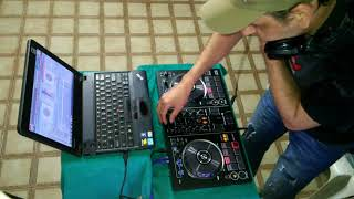 PIONEER DDJ-RB. DJ BRUXA TOCANDO EN VIVO