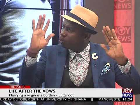 Unfaithfulness in marriage - The Pulse on JoyNews (27-10-17)