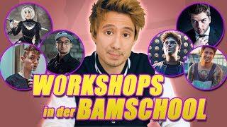 Die Bamschool Workshops gehen los!