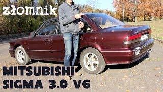 Złomnik: Mitsubishi Sigma 3.0 V6 [MASTER SHOT]