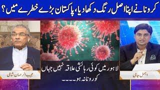 Nuqta e Nazar with Mujeeb Ur Rehman Shami & Ajmal Jami | 1 June 2020 | Dunya News | DN1