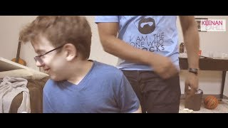 Keenan Cahill Gets Slapped?