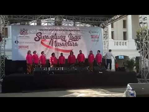 Cover Lagu Tanase - The Survivors YKI Pusat   Babak Final   Senandung Lagu Nusantara   RCI - 1 April 2018 STAFABAND