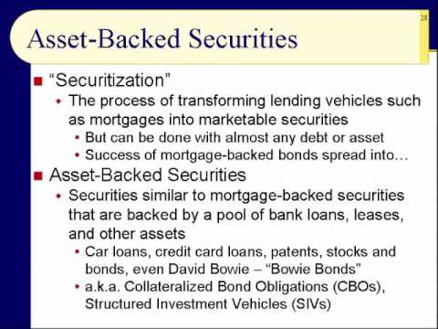 BUS123 Chapter 09 - Types of Bonds, Bonds Ratings - Slides 25 to 41 - Spring 2017