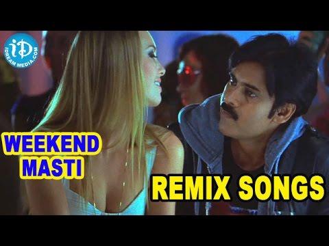 Telugu Best Remix Songs - Weekend Masti Special - Episode 3