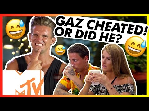 EX ON THE BEACH | GAZ GETS GRILLED BY LILLIE | MTV